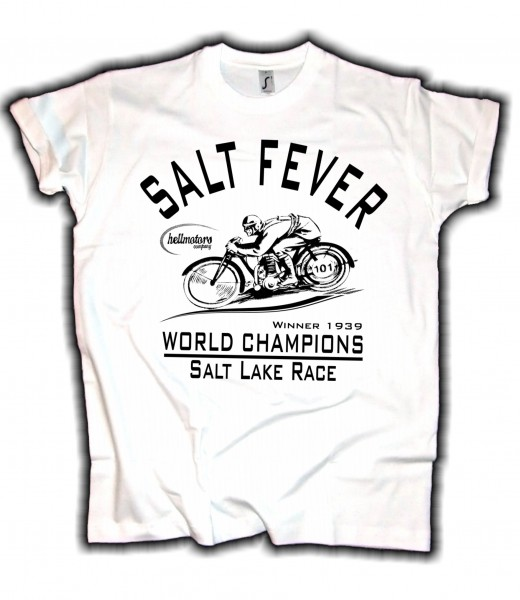 Herren Biker T-Shirt Salt Fever