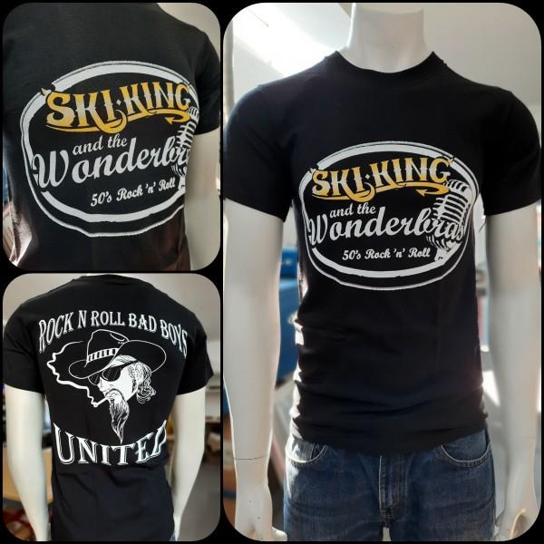 Ski King T-Shirt Wonderbras nur Größe S-Copy