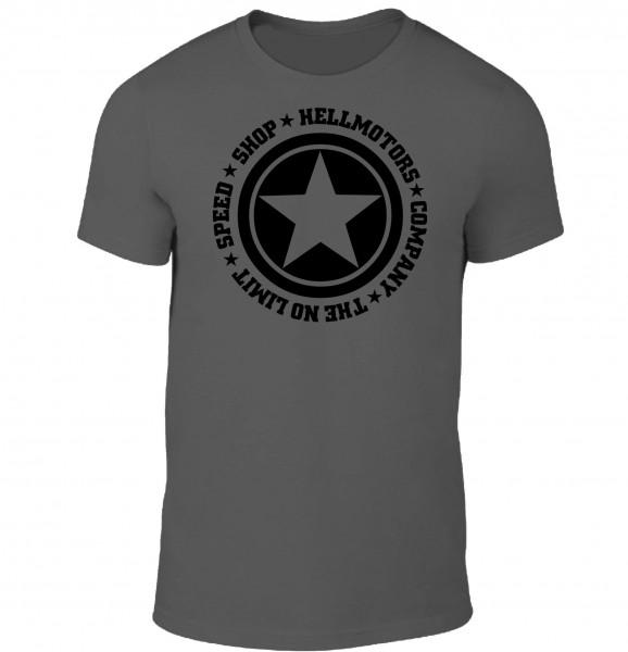 Herren T-Shirt Speed Limit