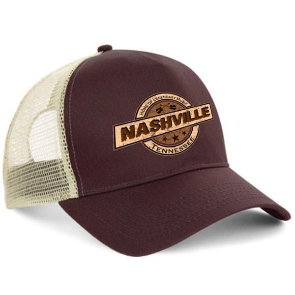"""HELLMOTORS CAP """" Nashville Trucker"""""""