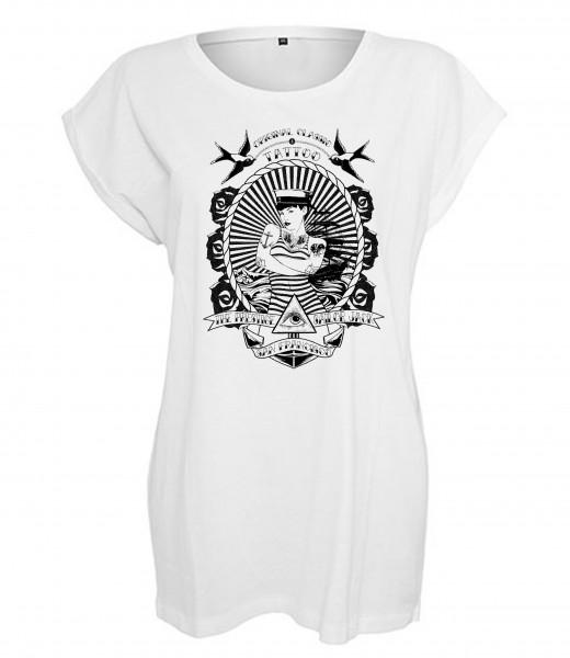 Girly T-Shirt Sailor Tattoo