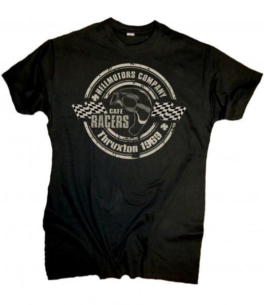 """Herren T-Shirt BIKER-STYLE """"Thruxton"""""""