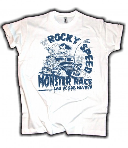 Herren T-Shirt Rocky Speed