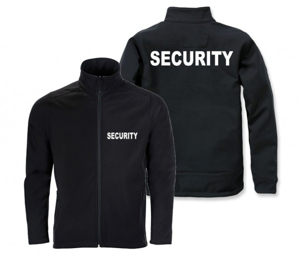 Security Damen Softshell Jacke