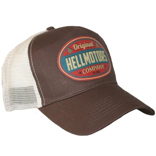 """HELLMOTORS CAP """"Hellmotors original"""""""