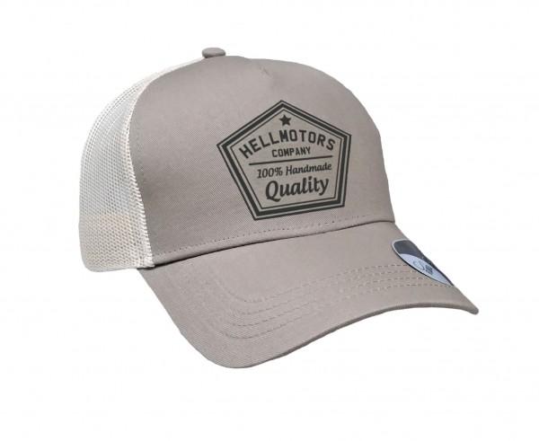 Trucker Cap - Quality - Canvas Sand/Khaki