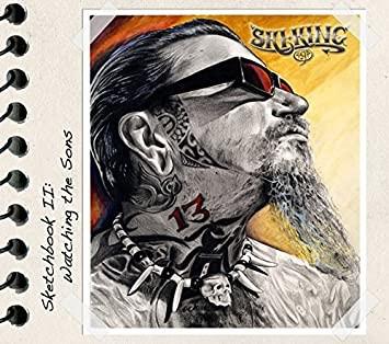 CD Ski King - Sketchbook II