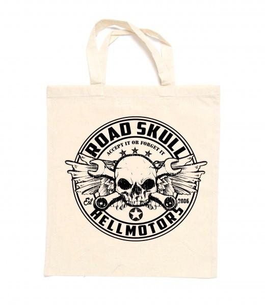 Road Skull Beutel Hellmotors