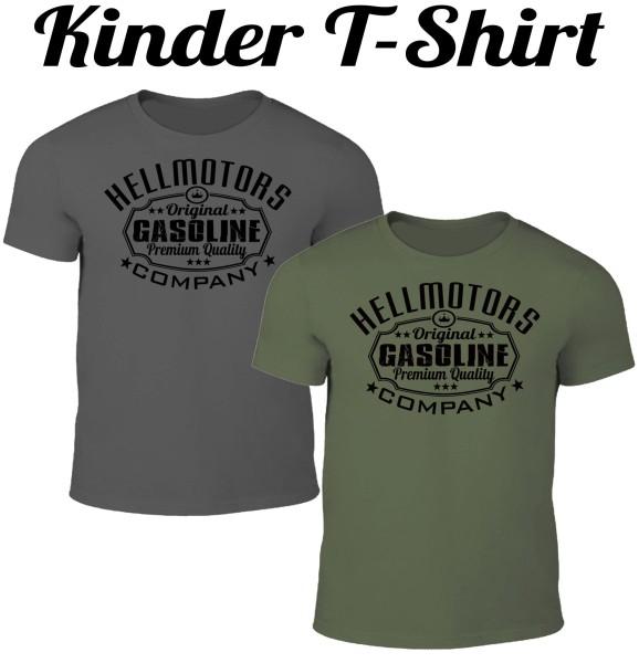 Kinder T-Shirt Gasoline