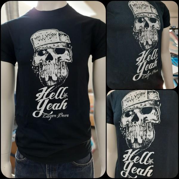 Ski King T-Shirt Hell Yeah