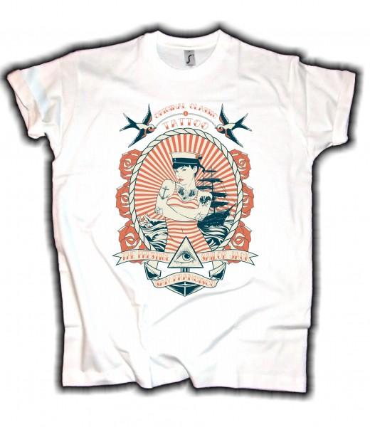 Herren T-Shirt Sailor Classic