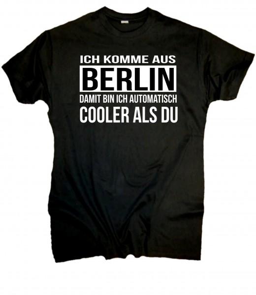 Herren Fun T-Shirt - Berliner