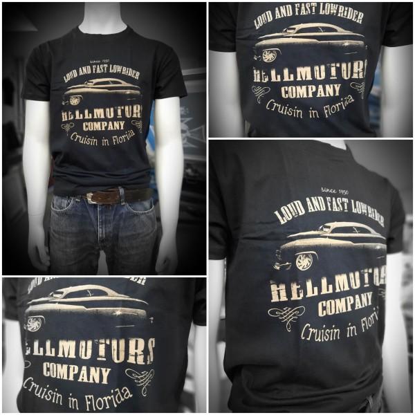 Herren V8 T-Shirt LOWRIDER