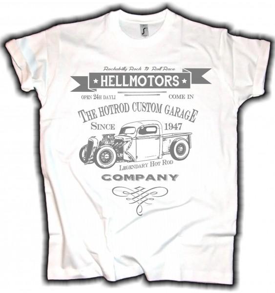Herren T-Shirt Legendary Hotrod