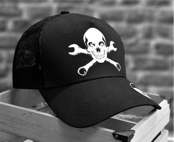 HELLMOTORS Trucker CAP Speedman schwarz