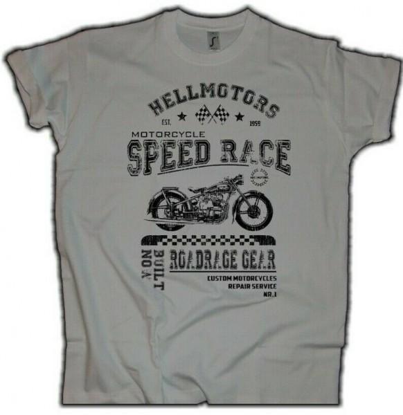 Herren T-Shirt Roadrage Gear