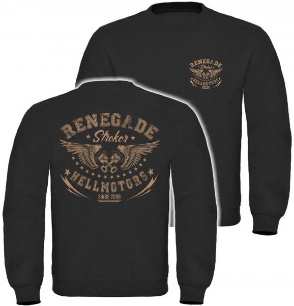 Herren Sweatshirt Renegade