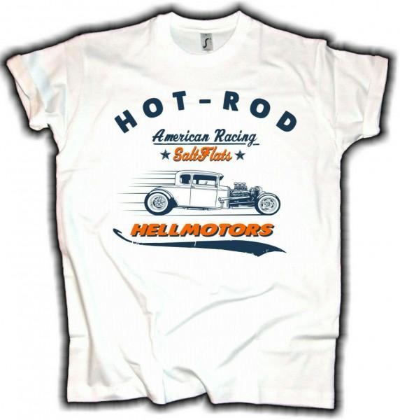 Herren T-Shirt American Racing