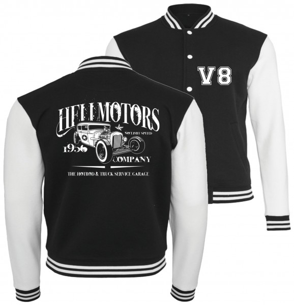 Hotrod 1956 College Jacke