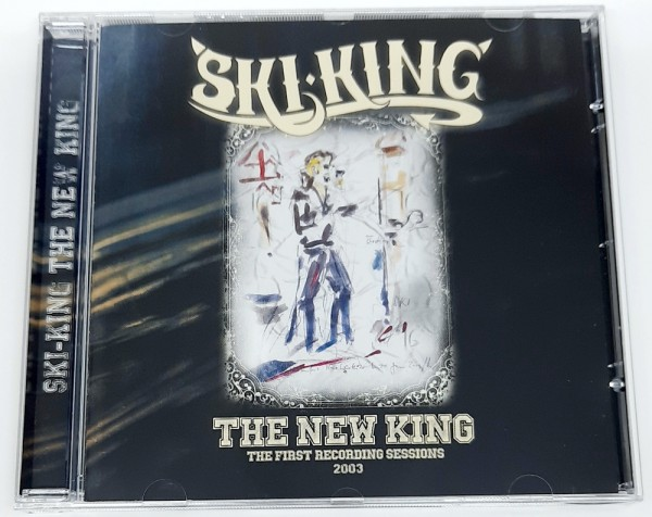CD Ski King - The New King - First Recording Sessions 2003