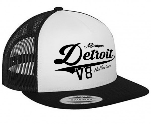 Snapback Cap Detroit Michigan