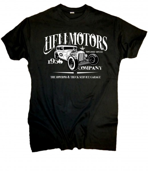 Herren Hot Rod T-Shirt 1956