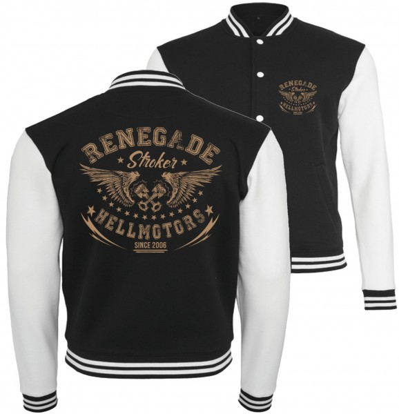 Renegade College Jacke