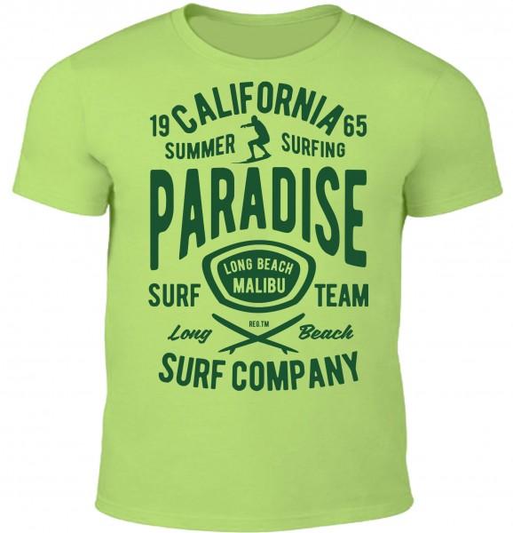 Herren T-Shirt Paradise