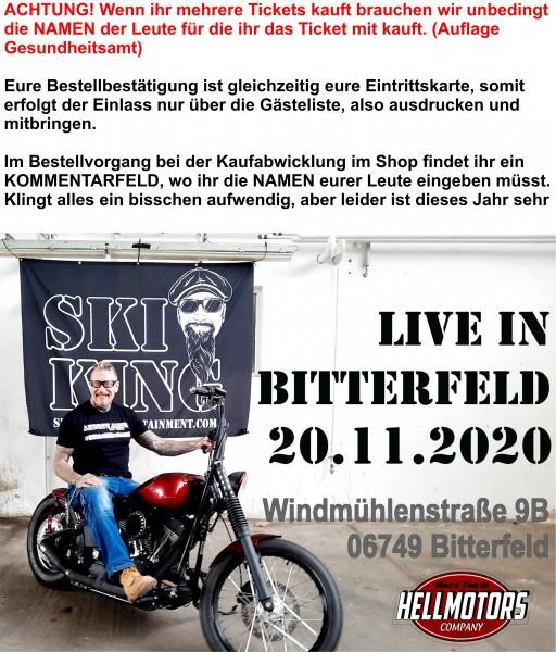 Ticket Ski King Bitterfeld