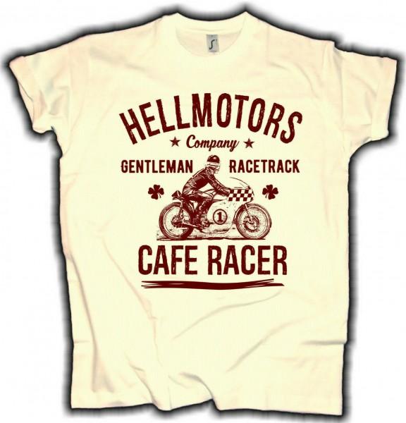 Herren T-Shirt Gentleman Racetrack