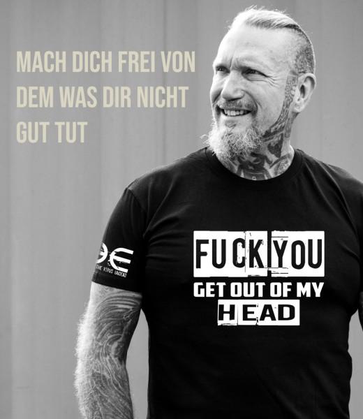 BE Fuck You T-Shirt