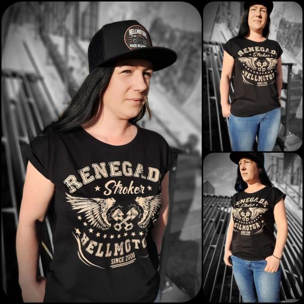 Frauen Girly T-Shirt Renagade