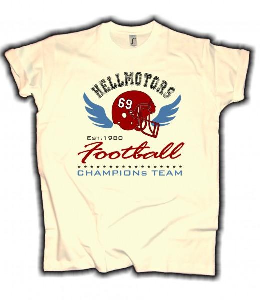 Herren T-Shirt American Football