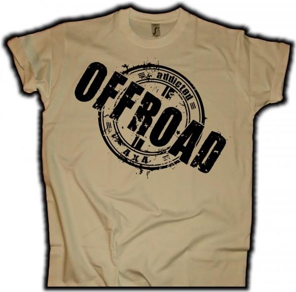"Herren T-Shirt ""Offroad Patch"""