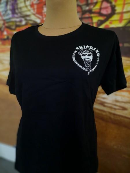 Ski King Entertainment Frauen Girly T-Shirt