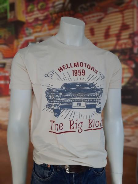 Herren T-Shirt Cadillac The Big Block