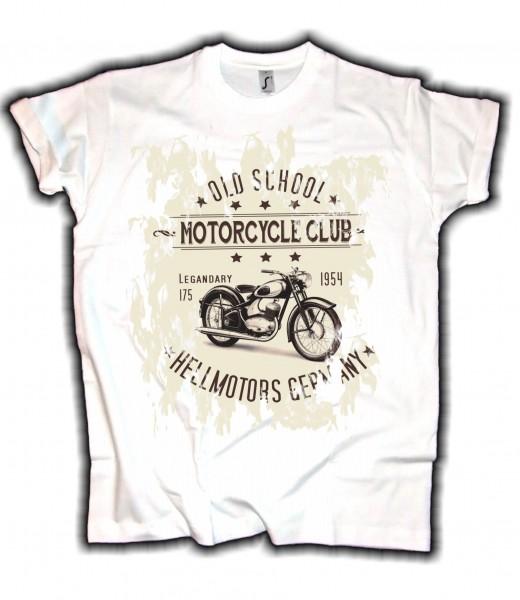 Herren T-Shirt Retro DKW