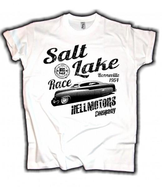 "Herren T-Shirt Old School ""Salt Lake Race"""