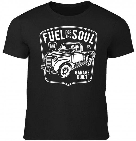 Herren T-Shirt Fuel for the Soul