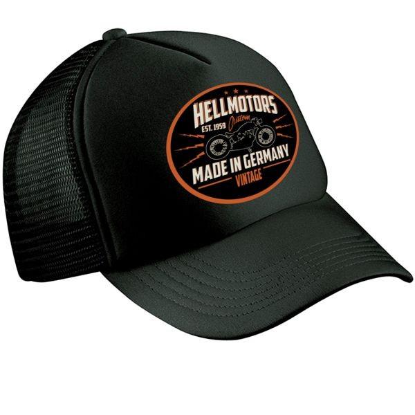 """HELLMOTORS Kinder CAP """"Germany"""""""