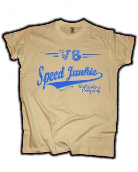 Herren T-Shirt Speed Junkie
