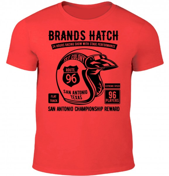 Herren T-Shirt Brands Hatch