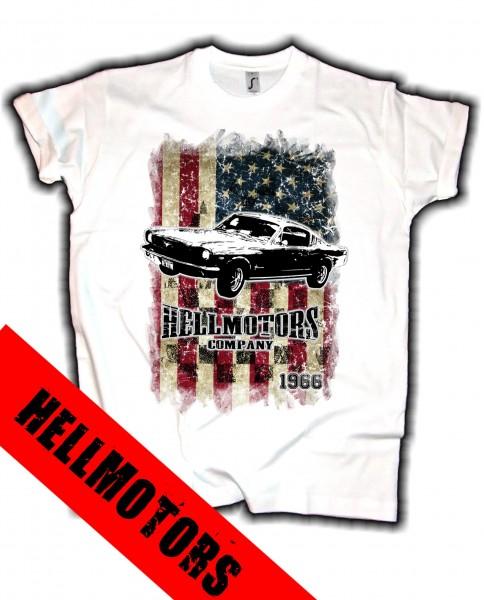Herren T-Shirt American Mustang