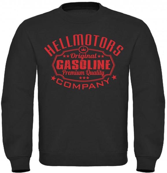 Herren Sweatshirt Gasoline black Edition