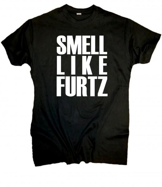 Herren Fun T-Shirt - Smell like Furtz