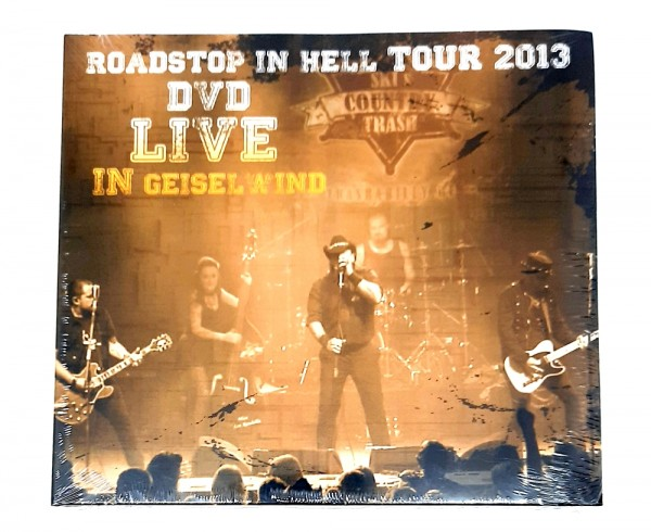 DVD Ski's Country Trash Roadstop in Hell Live