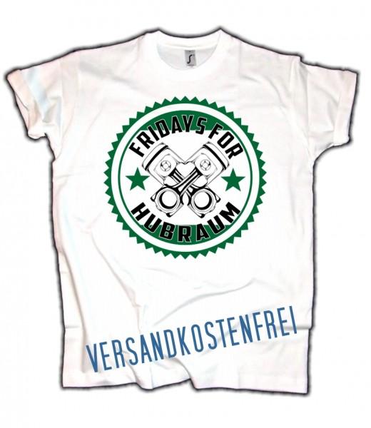 Herren T-Shirt Fridays for Hubraum