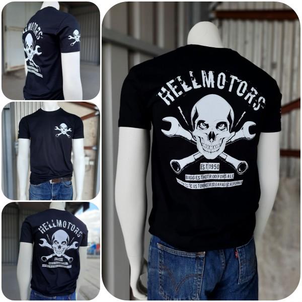 Herren Biker T-Shirt The Speedman