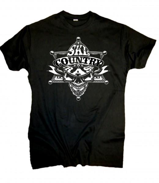 Ski's Country Trash New T-Shirt