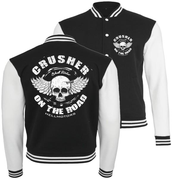 Crusher College Jacke